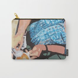 Heart of the Barista Carry-All Pouch