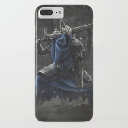 Artorias (Dark Souls fanart) iPhone Case