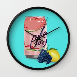 LaCroix Art Painting Wall Clock