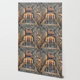 Wine Barrels Wallpaper