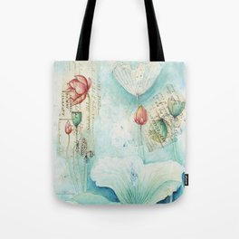 Symphony in the Garden 2 Tote Bag