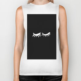 Closed Eyes MINIMAL II Biker Tank
