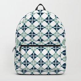 Emerald Glass Backpack
