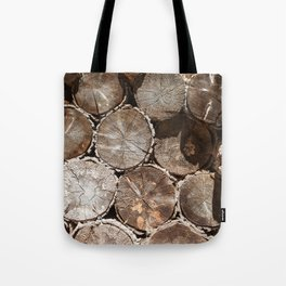 Woodlock (Lake Tahoe, California) Tote Bag