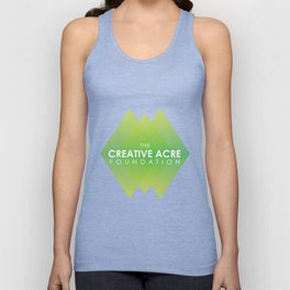 Creative Acre Foundation (CAF) Support Unisex Tank Top