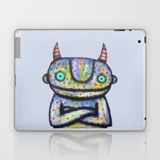 Devil with Good Intentions Laptop & iPad Skin