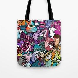 Freaky Friday Tote Bag