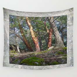 MADRONA WOODS Wall Tapestry