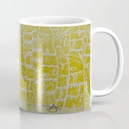 Yellow Sugarcane Coffee Mug