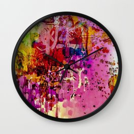 Untitled 3.26.2 Wall Clock