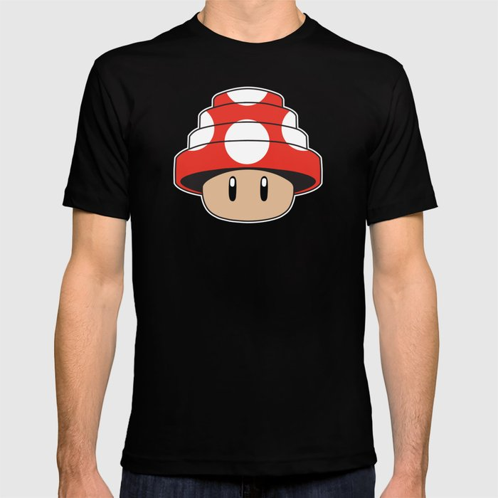 Are We Not Mushroom T-shirt