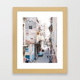Old Havana Framed Art Print