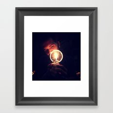 Bright Ideas Framed Art Print