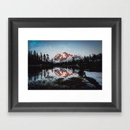 End of Days Framed Art Print