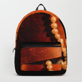 A Hat Box Backpack