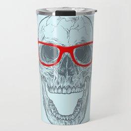 Smart-Happy Skully Travel Mug