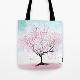 Healing The Land Tote Bag
