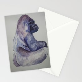 The Emperor - Gorilla Stationery Cards