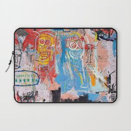 Basquiat Style 2 Laptop Sleeve