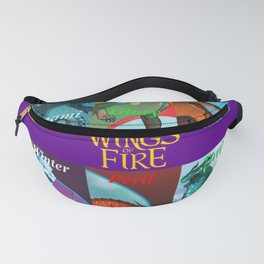 Wings of fire all dragon Fanny Pack