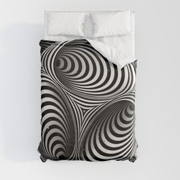 A Brief History of Time Duvet Cover