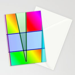 Shaded gradients ... Stationery Cards