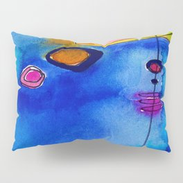 Magical Thinking No. 2C by Kathy Morton Stanion Pillow Sham