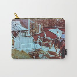Donkey Ride Carry-All Pouch