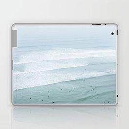 Tiny Surfers from the Sky 3, Lima, Peru Laptop & iPad Skin