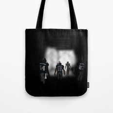 NY Giants Super Bowl XLVI Tote Bag