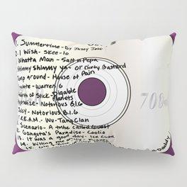 Hip Hop Mix Vol. 3 Pillow Sham