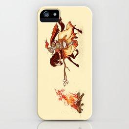 Marshmallow Joust iPhone Case