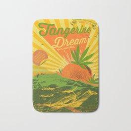 TANGERINE DREAM Bath Mat