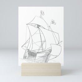Sailboat- LBC Mini Art Print