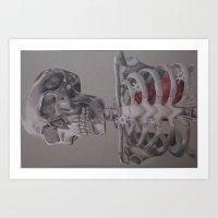 Sonya Art Print