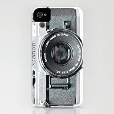 Vintage Camera Phone iPhone (4, 4s) Slim Case