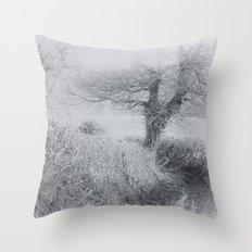 Around The Corner Throw Pillow
