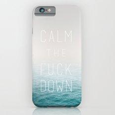 CTFD Slim Case iPhone 6s