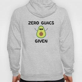 Zero Guacs Given Hoody