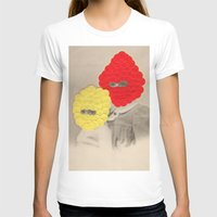 scales T-shirts featuring Scales by Naomi Vona