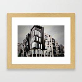 city2.o Framed Art Print