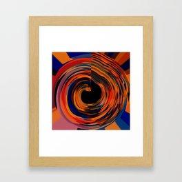 Color Rotator Framed Art Print