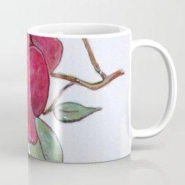 Wet Rose Coffee Mug
