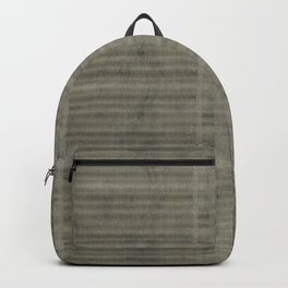 """Simple Oriental Curtains (Light grey)"" Backpack"