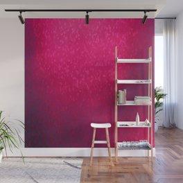 Pink Crystal Wall Mural