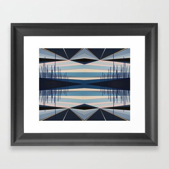 Highwayscape1 Framed Art Print