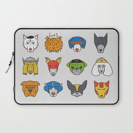 Super Dogs Laptop Sleeve
