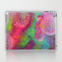 """Secret Messages""   Original painting by Mimi Bondi Laptop & iPad Skin"