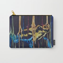 Raining Poisonous Beauty Carry-All Pouch