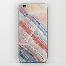 Pastel Onyx Marble iPhone Skin